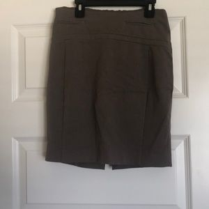 Used Skirt w/ Backside Split